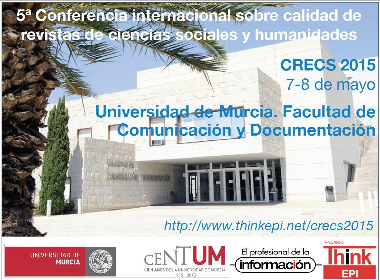 5ª Conferencia CRECS