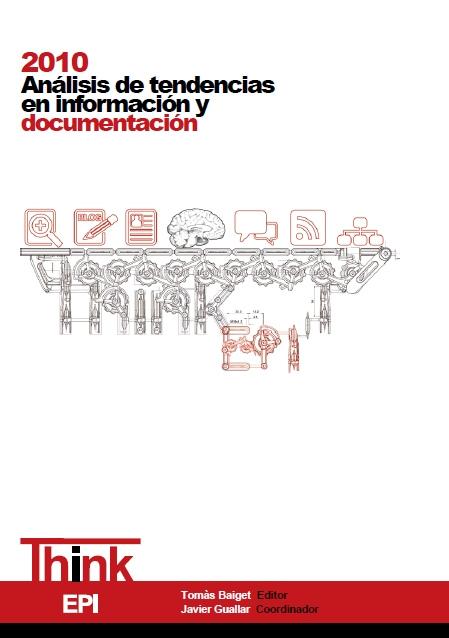 Anuario ThinkEPI 2010 - Portada