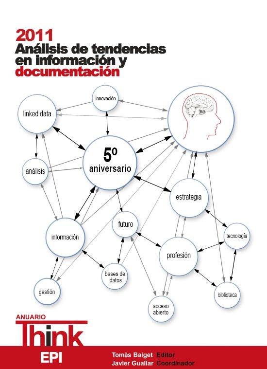 Anuario ThinkEPI 2011 - Portada