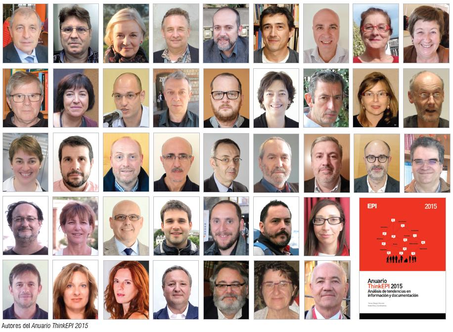 Mosaico Anuario ThinkEPI 2015