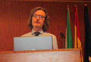 Conferencia de Blaise Cronin