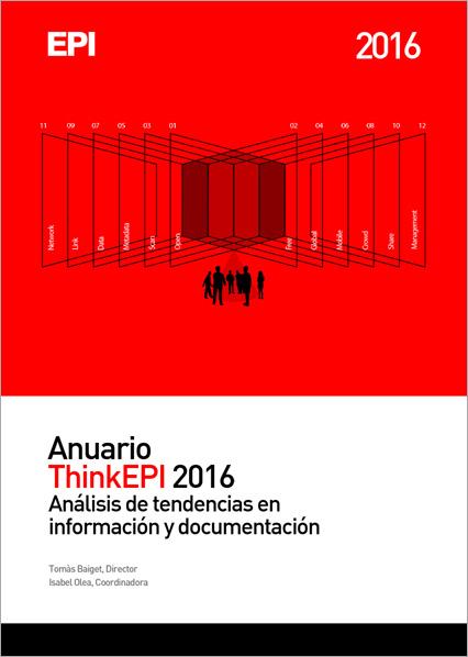 Anuario ThinkEPI 2016