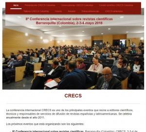 CRECS 2018