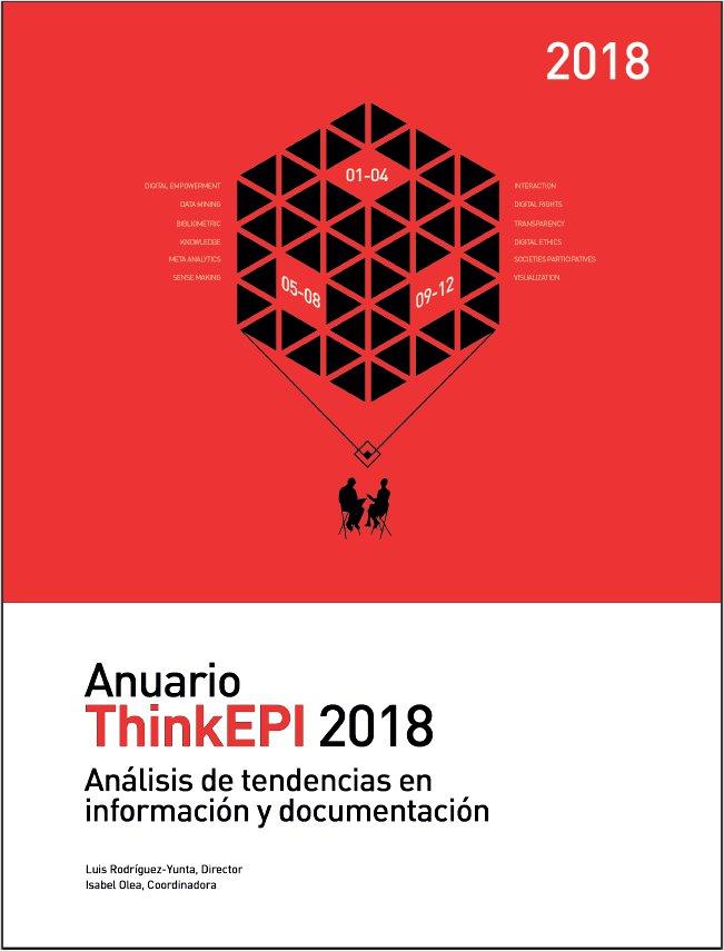 Anuario ThinkEPI 2017 - Portada